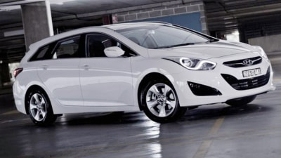 2012 Hyundai i40 Tourer Active Diesel Automatic Review