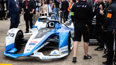 Why the German 'big four' are committed to Formula E