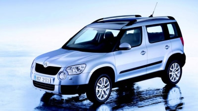 Skoda Yeti Confirmed For Late 2010, FWD And AWD Variants Planned