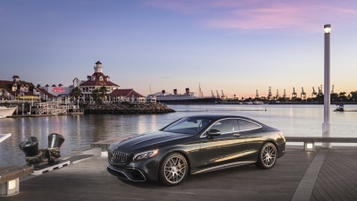 2018 Mercedes-Benz S-Class Coupe new car review