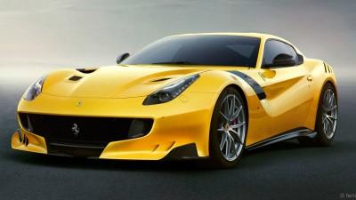 Ferrari F12 TdF - 574kW Super Tourer Officially Unveiled