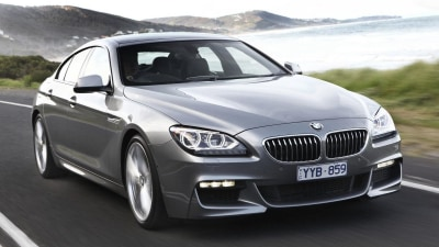 2013 BMW 640d Gran Coupe Diesel On Sale In Australia