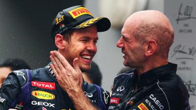 F1: Honda wants Vettel, Newey for McLaren project - Minardi