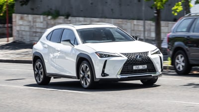 2019 Lexus UX200 Sports Luxury review