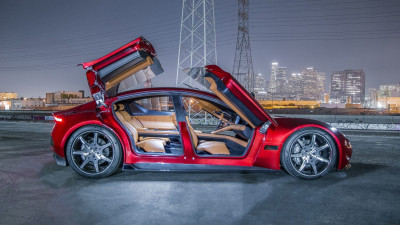 Fisker's 575kW Tesla-Killer