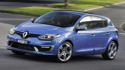 Renault Australia Says Megane Still Safe Despite Three-Star E-NCAP Result
