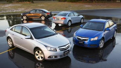 2009 Holden Cruze To Be Priced From $20,990, On Sale In June