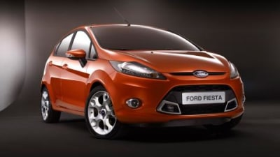 Ford Fiesta S hatch unveiled in Beijing