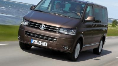 VW T5 Models Expand Euro Bluemotion Options, Add Low-blow Petrol 2.0 Litre