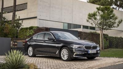 2017 BMW 5 Series First Drive REVIEW – Shrunken 7 Series In Sports Sedan Packaging
