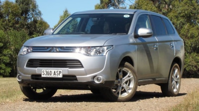 2013 Mitsubishi Outlander Launch Review