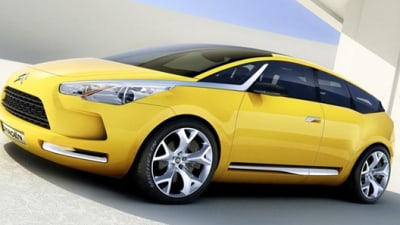 2011 Citroen DS4 And DS5 Models Confirmed For Production