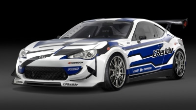 Scion FR-S Debuts In 450kW Drift Form, Fans Begin Scheming