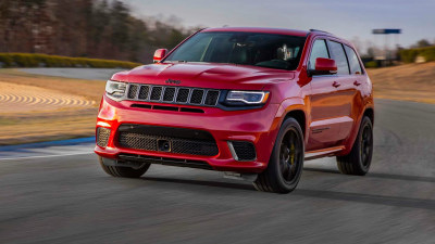 2018 Jeep Grand Cherokee Trackhawk REVIEW - The New Bang For Buck King?