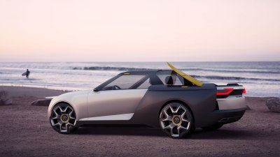 Holden Inspires Volkswagen Varok Ute Concept