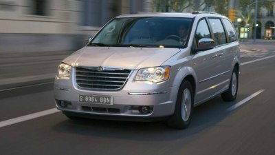 Dodge Journey And Chrysler Grand Voyager Recalled For Airbag Fix