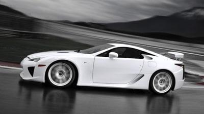 "Lexus Denies Rumoured ""GS-F"" Model Will Use LFA V10"