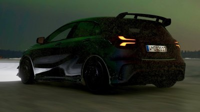 Mercedes-AMG A35 Hot Hatch Coming