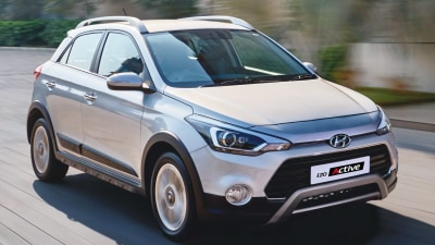 Hyundai i20 Active SUV Goes Official In India