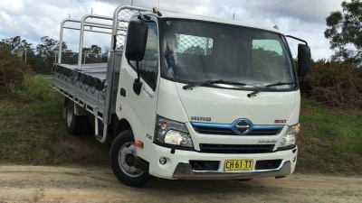 2016 Hino 300 Series 716 Hybrid Trade Ace REVIEW - A Bigger Load, And A Harder Worker Than A Twin-Cab Ute