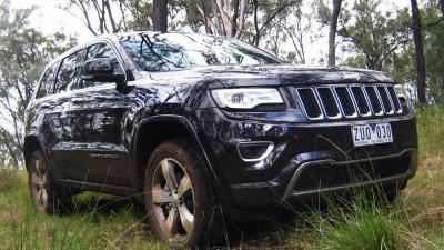 2013 Grand Cherokee Review: Laredo 2WD, Overland V6 Diesel, SRT 6.4 V8