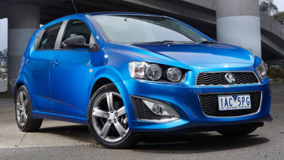 2014 Holden Barina RS: Price And Features For New Sports Hatch