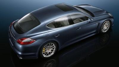 2009 Porsche Panamera: More Photos Surface Online