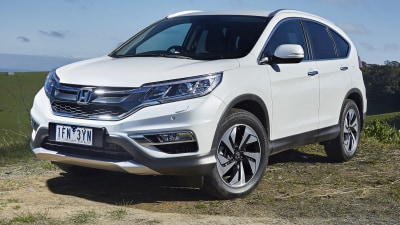 Honda CR-V Series II Diesel Launches In Australia With DTi-L Limited Edition