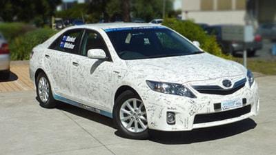Toyota Hybrid Camry To Compete In 2010 Targa Tasmania