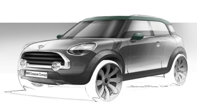 Mini Set To Go Small With New SUV