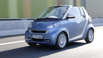 2011 Smart ForTwo Revealed, Greener Engines And New Interior
