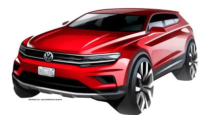 2017 Volkswagen Tiguan Allspace Confirmed For Oz