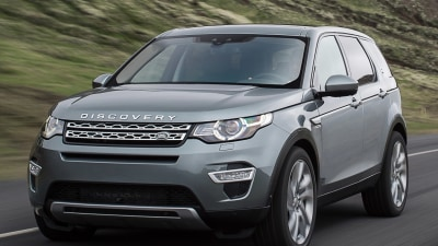 Tata To Build Budget-Priced Land Rover Discovery Sport: Report