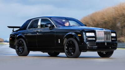 Rolls-Royce SUV: Project Cullinan Engineering Mule Revealed