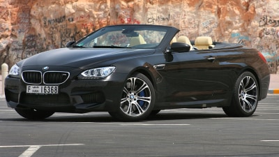 2013 BMW M6 Review