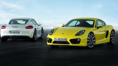 Porsche Boxster, Cayman Now Available For Rent In Australia