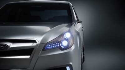 2010 Subaru Legacy To Be Revealed in New York?