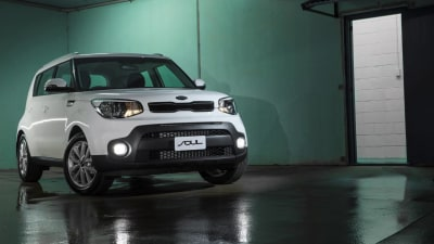2017 Kia Soul - Repriced And Restyled For Australia