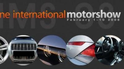 2009 Brisbane International Motor Show Cancelled