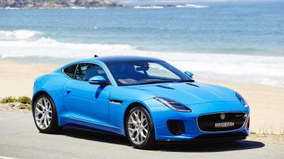 Jaguar's cheapest F-Type