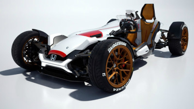 Honda Project 2&4 Could Be Japan's New Atom Rival
