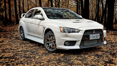 Mitsubishi Lancer Evolution Final Edition - Price And Features For Australia