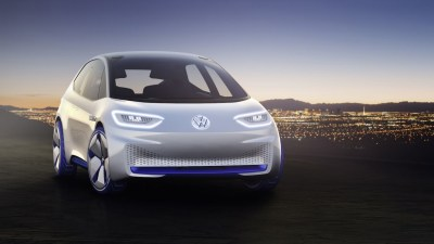 Augmented Reality, ID Systems And Eyetracking In Volkswagen's Interface Plans