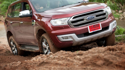 2016 Ford Everest Launch Review: Refined And Rugged 7-seater Hits The Mark