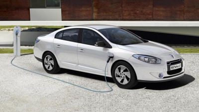 Renault And Better Place To Launch Fluence Z.E. In Australia Next Year