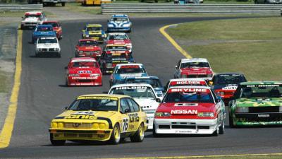2012 Australian F1 Grand Prix To Host Touring Car Revival
