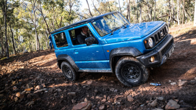 Suzuki Jimny supply will improve... but not yet