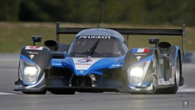 Aussie David Brabham Finishes 13th In Peugeot 908 HDi Debut
