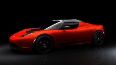 Tesla Announces High-Performance Roadster Sport EV