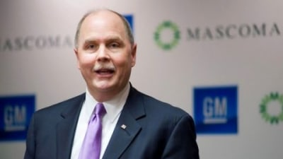 "General Motors Appoints Frederick ""Fritz"" Henderson As CEO"